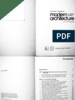Kenneth Frampton-Modern Architecture