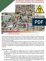 ESTUDIO DE LOS PROBLEMAS  GENERADOS POR EL ELECTROSMOG  Y  SU INFLUENCIA EN EL TELURISMO NATURAL  EN LA ZONA DEL 22@ DE BARCELONA