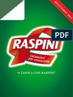 Ricettario Raspini