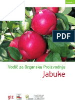 2. Vodic Za Organsku Proizvodnju Jabuke