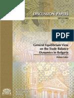 Discussion Paper DP/2005/52