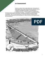 emergency dam assessment