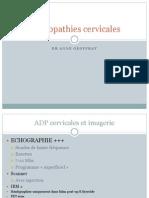 Adénopathies cervicales