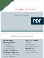 Autres masses cervicales
