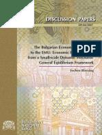 Discussion Paper DP/2007/60