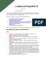 Léame de CyberLink PowerDVD 10
