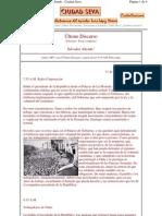 Allende, Salvador - Ultimo Discurso