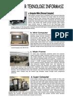 Stmik Multicom Kotamobagu Tugas Pengantar Teknologi Informasi