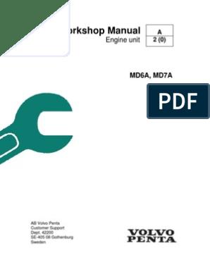 volvo md11c, volvo marine parts, volvo penta, on volvo md7a wiring diagram