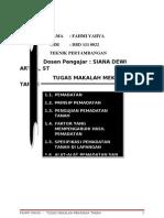 TUGAS MAKALAH MEKANIKA TANAH (fahmi yahya)