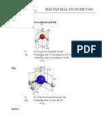 Đề thi hóa lượng tử