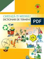 dictionar de mediu