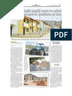 D.O - Habitação amplia leque de ações em prol da habitação - 04-12-12