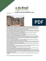 Correio do Brasil - Habitação amplia ações - 04-12-12