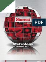 Starret - Catalogo