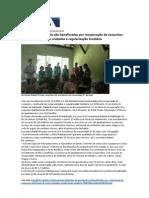 Extra - Famílias de Petrópolis são beneficiadas  pela recuperação de conjuntos - 17-12-12