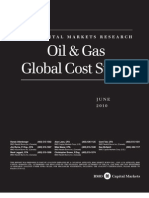 32963846 BMO Oil Gas Global Cost Study June 2010