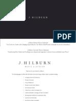 J Hilburn Business Opportunity July 2012