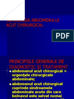 abdomen acut