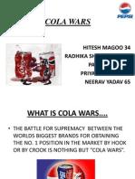 Cola Wars Final