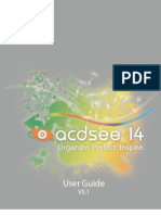tutorial acdsee 14
