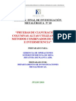 10 - Informe Final Columnas Altas Intermitencia.