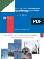 Catalogo Antenas  20112012 Presentación Ministro Prensa.pps