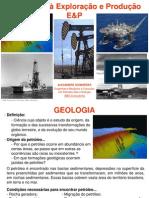 exploração de petróleo