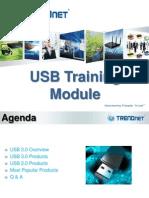 USB Peripheral Training 08152012