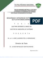 Tesis doctoral de Lourdes Felix Henández