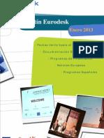 Boletín Eurodesk enero 2013
