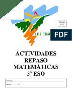 Matematica 3 eso