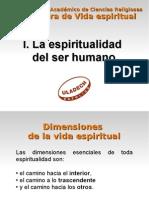 4 La Espiritualidad Del Ser Humano Diapositivas