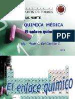 FMH_2012_ CHI_Clase _Enlace Químico