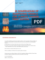 Compendium of Adaptation Models for Climate Change