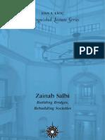 Zainab Salbi -- Building Bridges, Rebuilding Societies