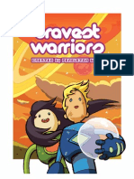 """Bravest Warriors"" Pitch Bible"