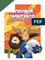"""Bravest Warriors"" Pitch Bible"
