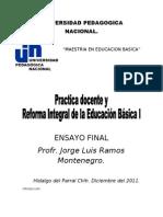 Ensayo Jorge Luis