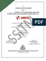 HERO MOTOCORP LTD