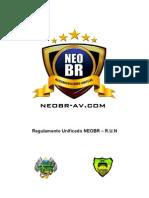 Regulamento NEOBR