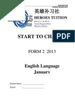 英雄补习社HEROES TUITION - ENGLISH LANGUAGE FORM 2 JANUARY.docx