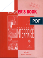 Enterprise 3 Teacher s Book