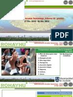 ADMINISTRACION ARNALDO SAMANIEGO - INFORME GESTIÓN - 21 DIC 2010 AL 20 DIC 2012 - PORTALGUARANI