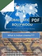 Gloabalization of Bollywood