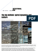 The Big Rethink - Spiral dynamics and culture