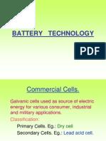 Battery Technology New