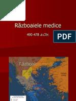Grecia Antica - Razboaiele medice