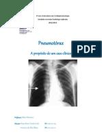 Pneumotórax Radiologia