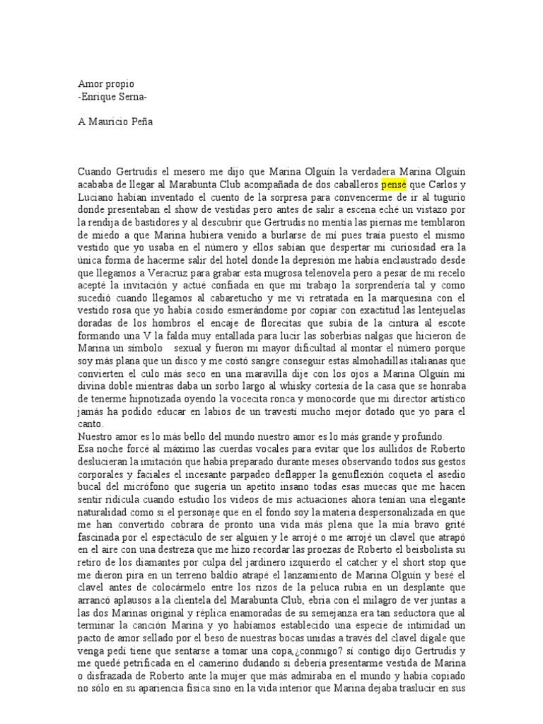 Amores De Segunda Mano Enrique Serna Download